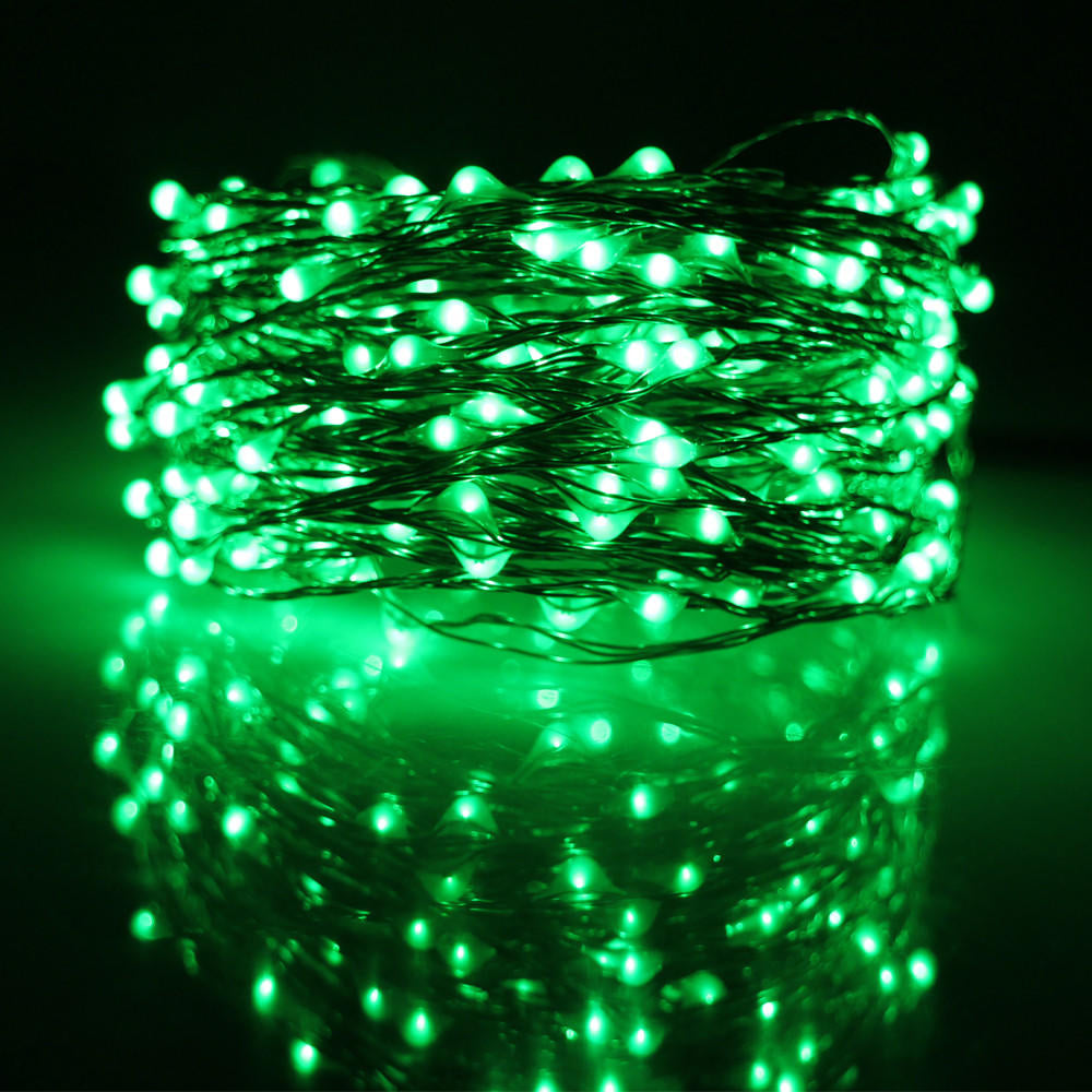 5V Usb 33 Ft 10M 100 Leds String Lights Copper Wire Lamp Wedding Party Decor | Edlpe