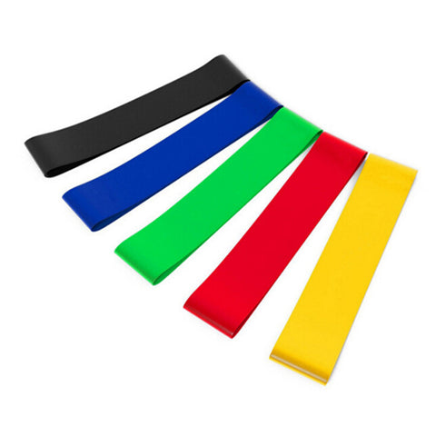 Yoga Resistance Bands Training Band Fashion Strength Training Fitness Band Sporting Goods | Edlpe