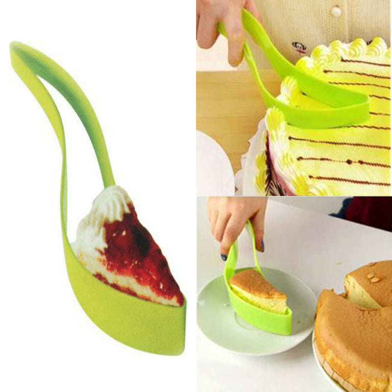 Plastic Cake Pie Server Knife Cutter Bread Slicer Cutting Knife Shovel Spatula Baking Tools | Edlpe