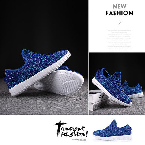 Sports Men Women Summer Leisure Breathable Sneakers | Edlpe