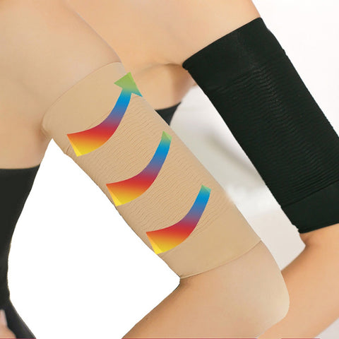 1/2X Women Lose Calories Buster Slimmer Wrap Belt Slimming Arm Shaper Massager | Edlpe