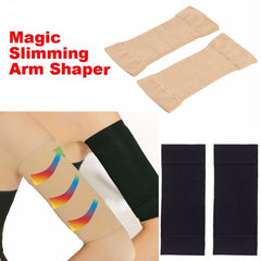 1/2X Women Lose Calories Buster Slimmer Wrap Belt Slimming Arm Shaper Massager