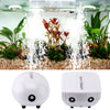 Image of Usb Air Pump Fish Tank Oxygen Aquarium Air Flow Maker Prump For Fish Marine Plant Tank | Edlpe