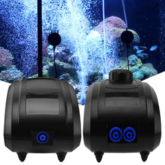 Fish Aquarium Air Pump Fish Tank Mini Air Compressor Oxygen Pump Aquarium For Fish | Edlpe