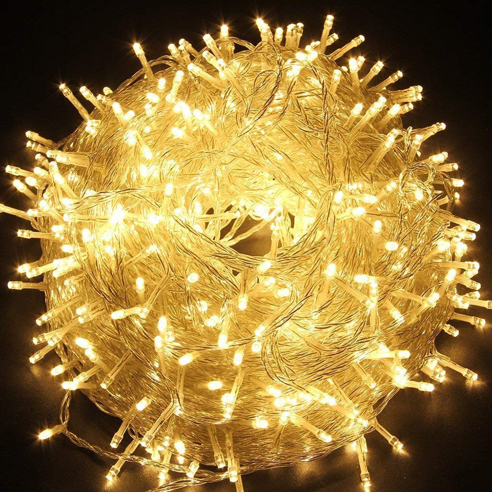 100M/333Ft 800Leds Fairy Lights 24V 8 Modes Homes Christmas Tree Wedding Party Wall Decoration | Edlpe
