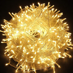 100M/333ft 800LEDs Fairy Lights 24V 8 Modes Homes Christmas tree Wedding Party Wall Decoration