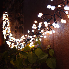400 LEDs 8 Modes LED Firecrackers String Fairy Light Outdoor & Indoor Home Christmas Party Decor