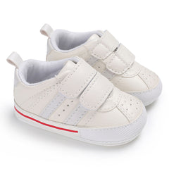 Newborn Baby Boy Girl Pre-Walker Sneakers Soft Sole Pram Shoes Trainers 0-18M
