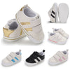 Image of Newborn Baby Boy Girl Pre-Walker Sneakers Soft Sole Pram Shoes Trainers 0-18M | Edlpe