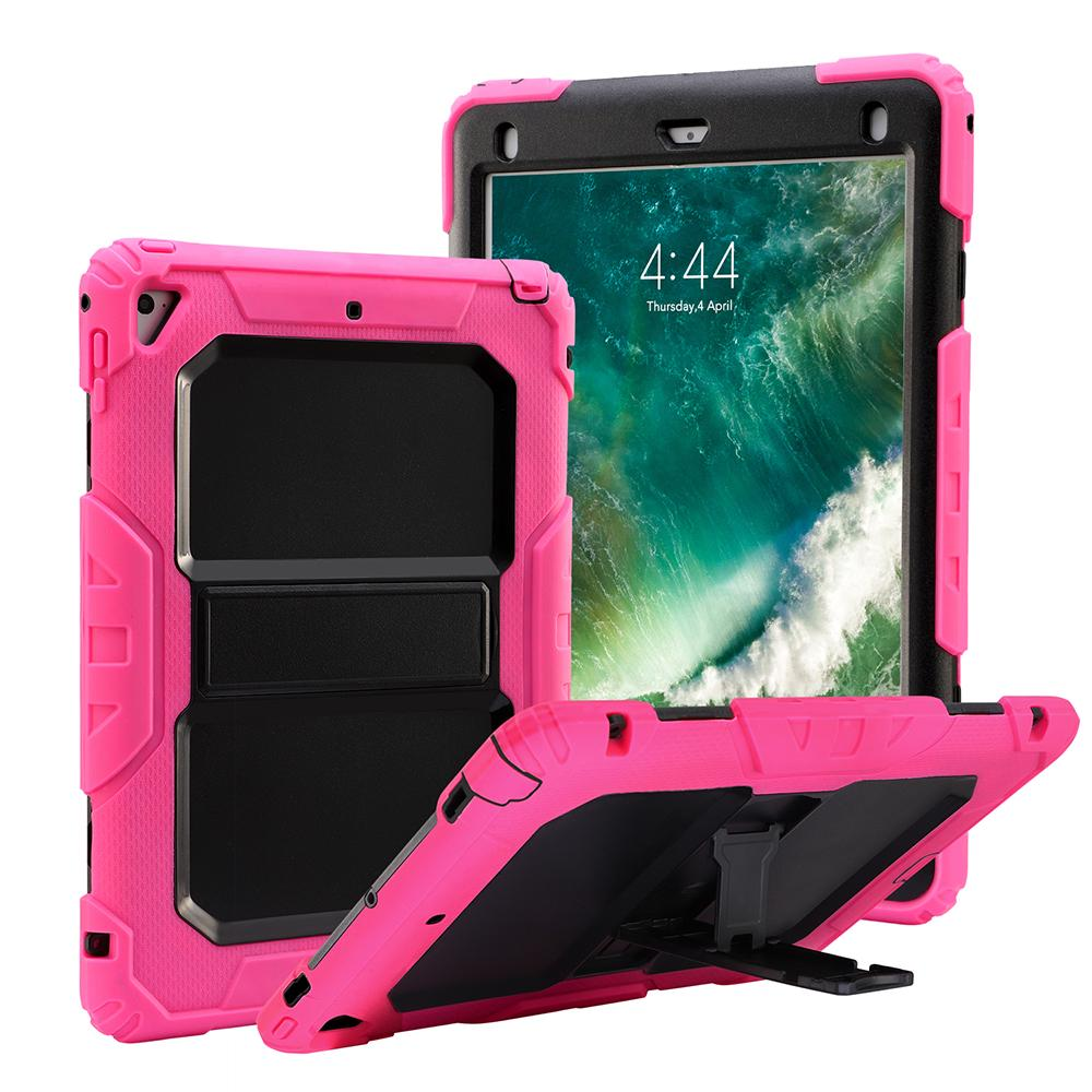 Cover Heavy Duty Shockproof Case For New Ipad 9.7 2017 Case Hybrid Shockproof Kickstand Case Case | Edlpe
