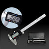 Image of Digital Vernier Caliper Stainless Steel Gauge Lcd Measuring Tool Caliper Gauge | Edlpe