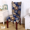 Image of Spandex Stretch Wedding Banquet Chair Cover Party Decor Dining Room Seat | Edlpe