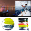 Image of Fishing Lures 11Cm/6G Soft Baits 10 Colors Minnow Saltwater Fishing Lures 10Pcs | Edlpe