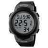 Image of Mens Sports Watch Waterproof Digital Led Military Electronics Casual Wristwatch | Edlpe