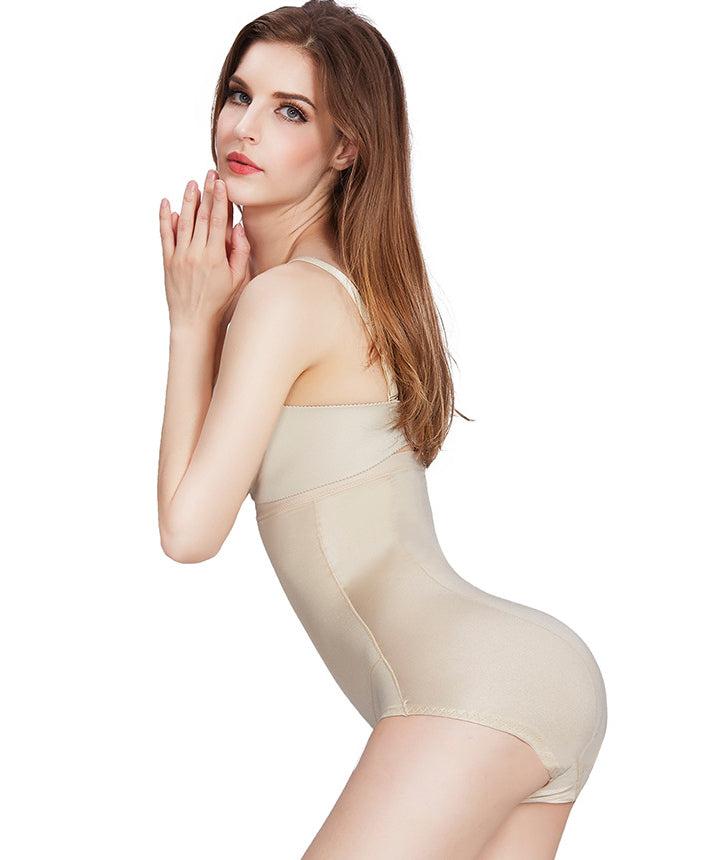 Ladies Body Shaper Control Slimming Tummy Corset High Waist Shapewear Underwear | Edlpe