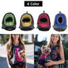Image of Pet Dog Cat Puppy Carrier Mesh Comfort Travel Carrier Tote Shoulder Bag Backpack | Edlpe