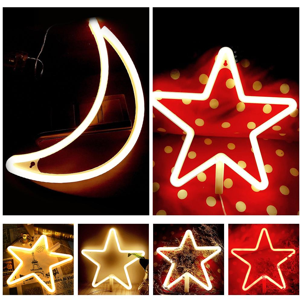 Neon Art Sign Lights Handmade Visual Artwork Wall Decor Led Lamp Home Room | Edlpe