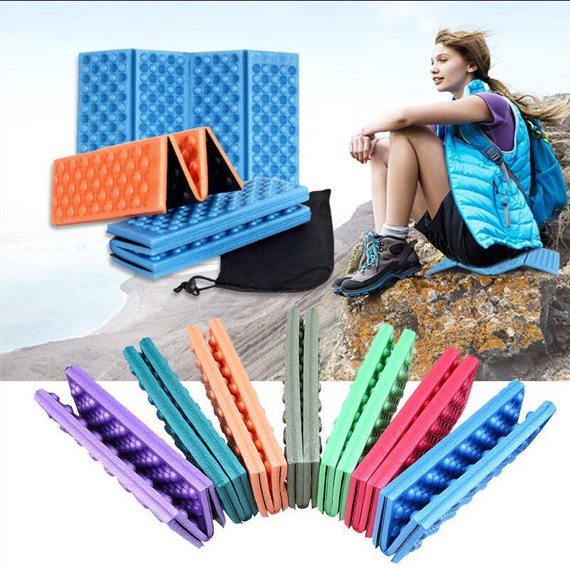 Camping Pad Waterproof Picnic Outdoor Cushion Foam Fold Foldable Hiking Mat | Edlpe