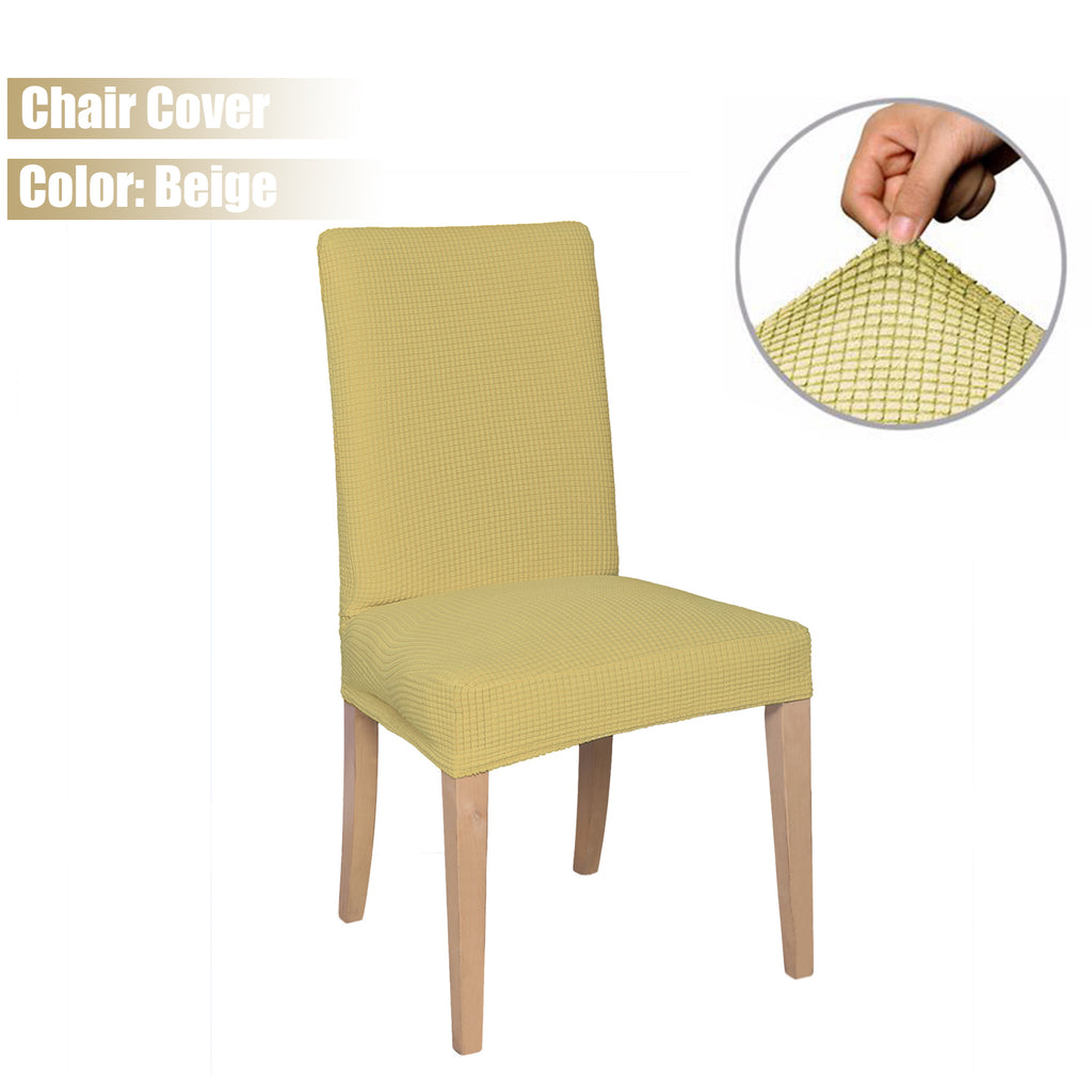 Universal Washable Elastic Cloth Spandex Stretch Chair Cover Slipcover Home Dining Party Decor | Edlpe