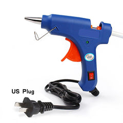 Plastic Glue Gun Lightweight Rapid Heating Save Energy For DIY Crafts Projects
