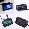Image of Red Blue Green Led Dc 100V Meter Pannel Display Volt Voltmeter Gauge | Edlpe