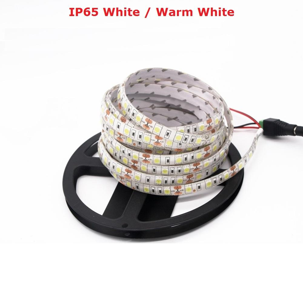 5M Smd 5050 Rgb Waterproof Roll 300 Led Flexible Tape Strip Light Adapter Kit | Edlpe