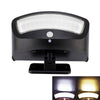 Image of 36Led Solar Power Pir Motion Detection Waterproof Outdoor Led Wall Light Wireless 600Lm 4 Modes | Edlpe