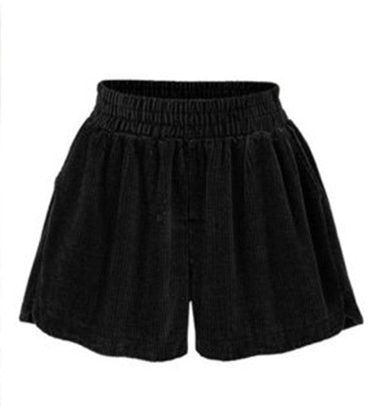 M-6Xl Women High Waist Wide Leg Baggy Casual Shorts Hot Pants Plus Size | Edlpe