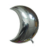 Image of Moon Foil Balloons Party Wedding Home Decoration Romantic Decor | Edlpe