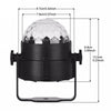 Image of Remote Control Party Disco Ball Lamp Usb Power Rgb Led Stage Light | Edlpe