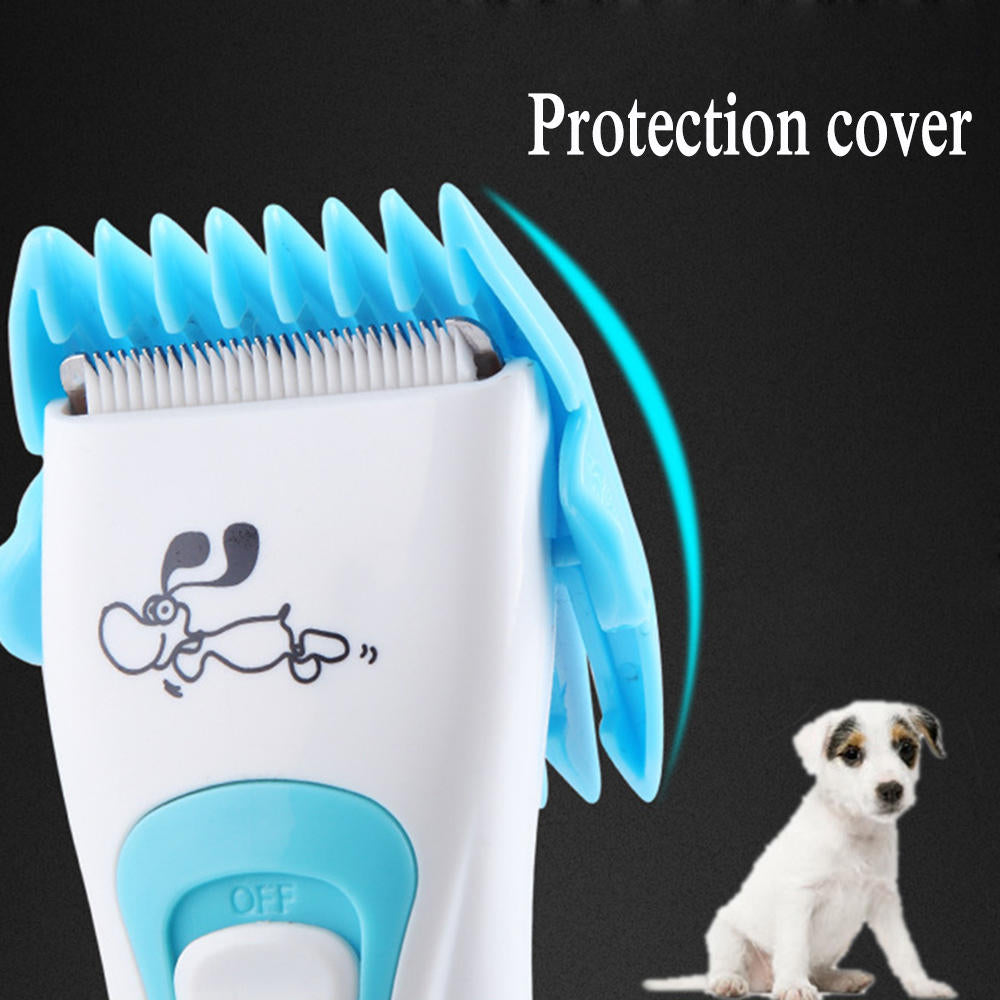 Professional Electric Rechargeable Dog Pet Hair Clippers Grooming Kit Cutters Razor | Edlpe