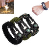Image of Mens Fashion Survival Bracelets Emergency Rope Outdoor Camping Sports Tool | Edlpe