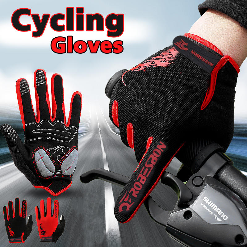 Touchscreen Winter Warm Cycling Bicycle Bike Ski Silica Gloves Hiking | Edlpe