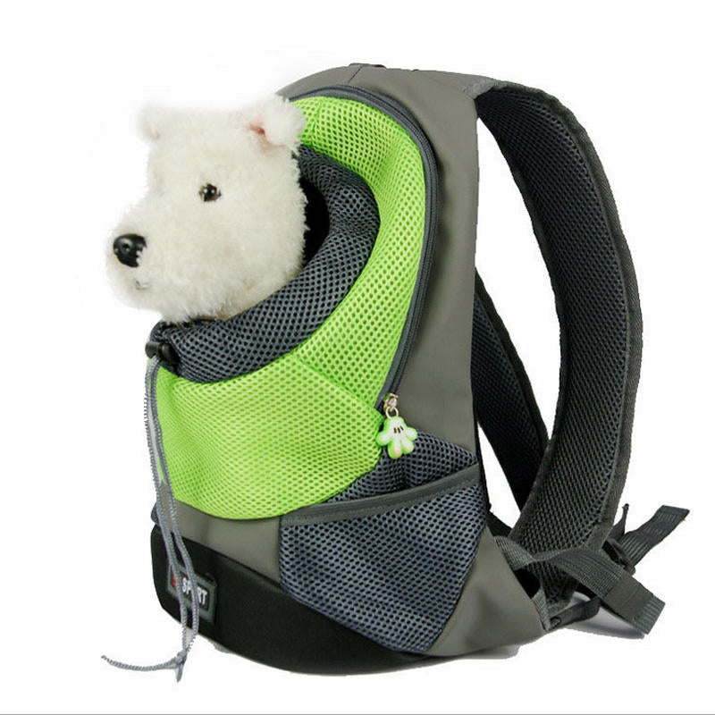 Pet Dog Cat Puppy Carrier Mesh Comfort Travel Carrier Tote Shoulder Bag Backpack | Edlpe