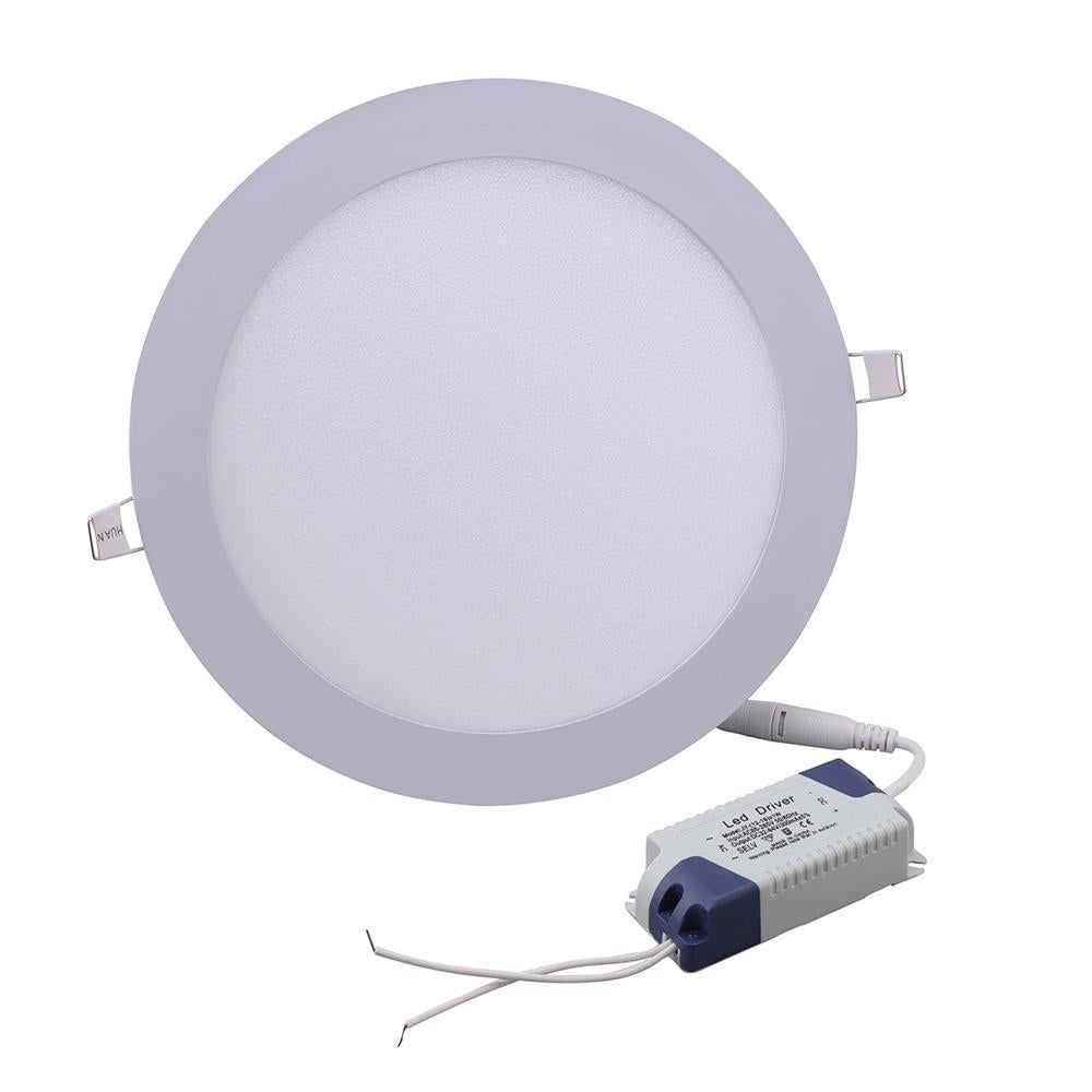 Led Downlight Ceiling Recessed Grid Downlight Ultra Slim Round Square Led Panel Light Ac85~265V | Edlpe