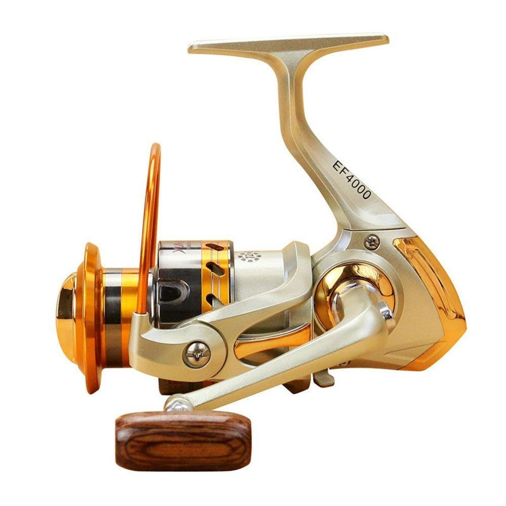 12Bb Ball Bearing Saltwater/ Freshwater Fishing Spinning Reel Ef 500-9000 | Edlpe