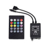Image of 20Key 24Key 44Key Rgb Controller Led Strip Sound Sensor Music Rgb Controller | Edlpe