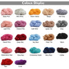 Image of Diy Chunky Wool Yarn Super Soft Bulky Arm Knitting Roving Crochetingr | Edlpe