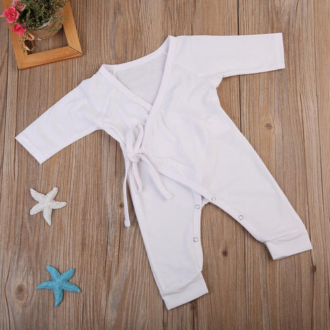 Newborn Toddler Infant Kids Romper Jumpsuit Clothes Outfits Little Wing Romper | Edlpe