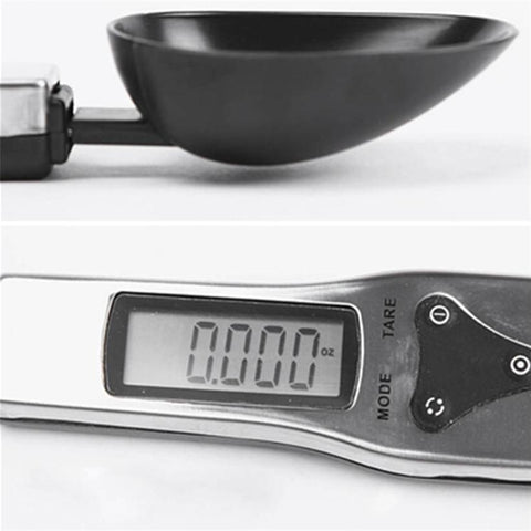 Digital Kitchen Scale Spoon Lcd Display Electronic Measuring Tool | Edlpe