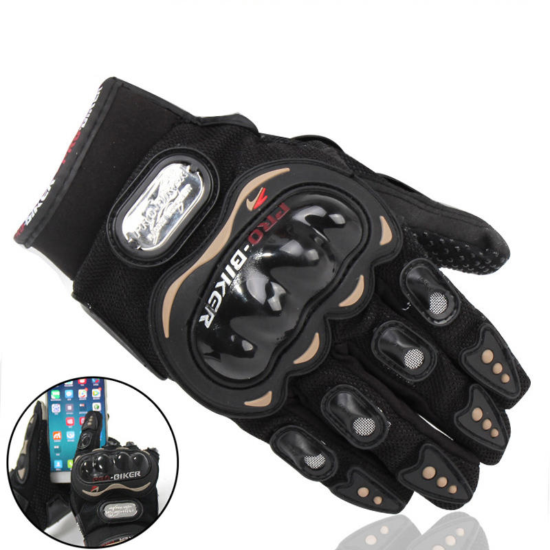Full Finger Gloves Touch Screen Racing Riding Motorcycle Motocross Cycling Ridding Gloves | Edlpe