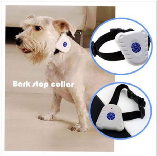 Dog Barking Vibration Collar Stop Anti Bark Training Control Device Safe Humane | Edlpe