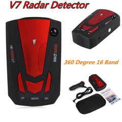 Detector Vehicle Radar Overspeed Car Laser With 360-Degree Protection | Edlpe