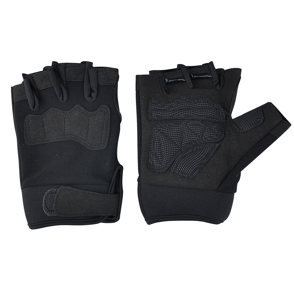 Men Half Finger Tactical Gloves Outdoor Sports Military Army Motorcycle Cycling Anti-Slide Gloves | Edlpe