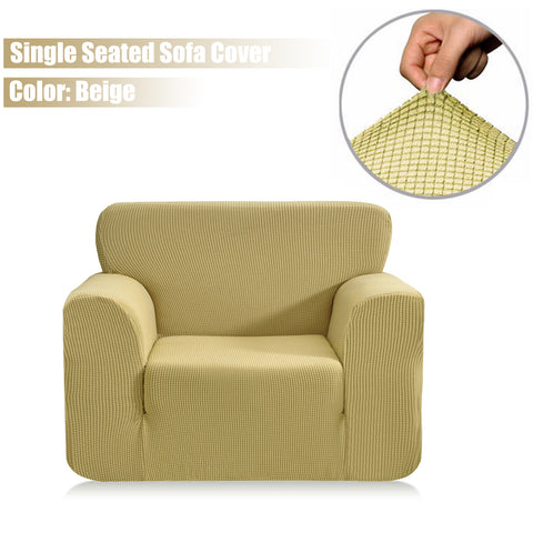 Sofa Cover Slipcover Polyester Spandex Stretch Furniture Cover Polar Fleece Furniture | Edlpe