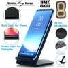 Image of Upgraded Qi Pad Stand Fast Wireless Chargers For Iphone Android | Edlpe