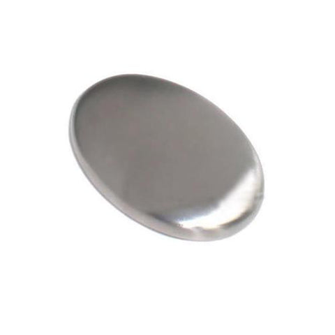 Oval Shape Stainless Steel Soap Deodorize Smell From Hands Retail Magic Eliminating Odor Kitchen Bar | Edlpe