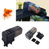 Image of Automatic Fish Feeder For Aquarium Programmable Vocation Auto Feeding With Lcd Display | Edlpe