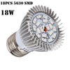 Image of 2W-10W E27 Led Plant Grow Light Bulb Ir Uv Garden Hydroponic Full Spectrum Lamp | Edlpe