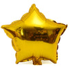 Image of Five-Point Star Heart Toy Inflatable Aluminum Foil Balloons For Wedding Birthday Party | Edlpe